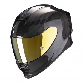 CASCO SCORPION EXO R1 AIR CARBON SOLID
