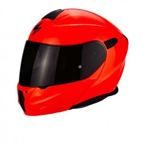 casco scorpion exo 920 rojo