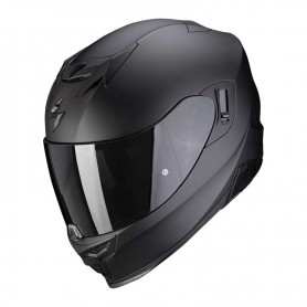 CASCO SCORPION EXO 520 AIR SOLID NEGRO MATE