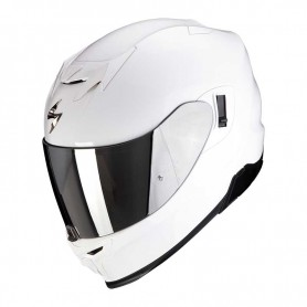CASCO SCORPION EXO 520 AIR SOLID BLANCO
