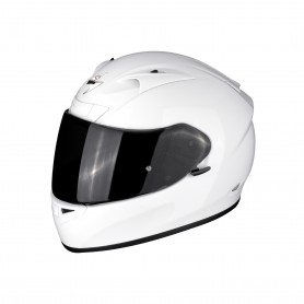Casco scorpion exo 710 air solid blanco
