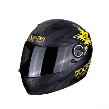 Casco Scorpion EXO 490 ROCKSTAR