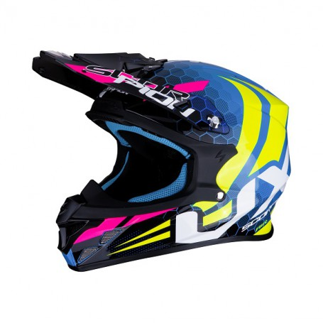 Casco Scorpion VX 21 AIR XAGON