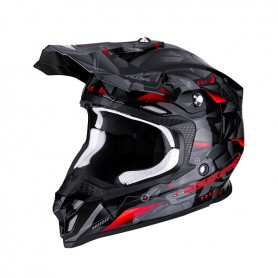 Casco Scorpion  VX 16 AIR PUNCH