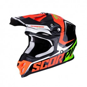Casco Scorpion VX 16 AIR ERNEE