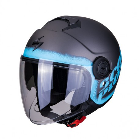 Casco Scorpion  EXO CITY BLURR
