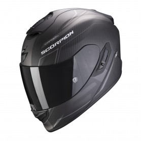 Casco scorpion exo 1400 carbon beaux